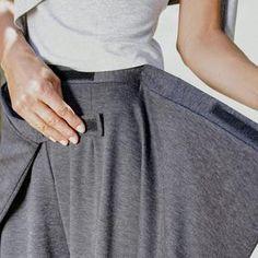 Unique grey Womens pants Origami trousers 4 way pants | Etsy Loose Pants, Boho Pants, Wide Leg Pants, Women's Pants, Women's Trousers, Harem Pants, Origami, Trendy Plus Size Clothing, Plus Size Outfits