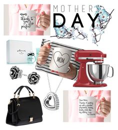 """""""Mothers Day!"""" by elliespringfa ❤ liked on Polyvore featuring Kate Spade, Bling Jewelry, Miu Miu, KitchenAid and mothersdaygiftguide"""