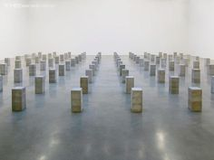 Carl Andre - Lament for the Children, 1976 Berlin, Holocaust Memorial, The Borrowers, Art History, Minimalism, Language, Contemporary, Children, Table
