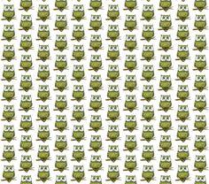 Smaller Green Owl