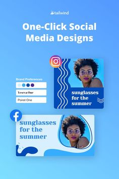 No design skills required! Tailwind Create designs your content for you by transforming your photos into hundreds of high quality posts.
