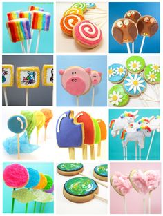 GIVEAWAY!! Sugarlicious sneak peek and all about cookie pops | The Decorated Cookie