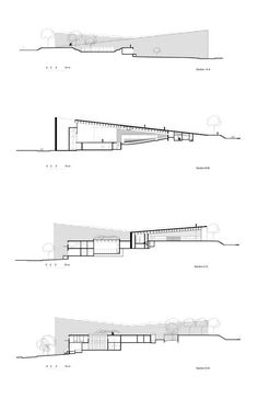 Gallery of Teopanzolco Cultural Center / Isaac Broid + PRODUCTORA – 27 Teopanzolco Cultural Center,Sections Architecture Concept Drawings, Sacred Architecture, Cultural Architecture, Education Architecture, Commercial Architecture, Architecture Plan, Residential Architecture, Landscape Architecture, Isaac Broid
