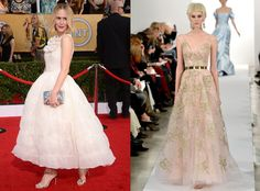 Sarah Paulson from Oscars 2014: Gown Predictions | E! Online
