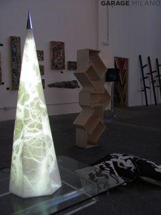 Diamond Lamp By Elisa Berger.com