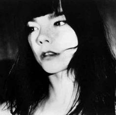 Björk by Nobuyoshi Araki