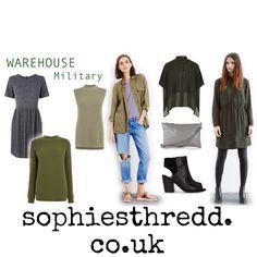 Warehouse Wish List! SS15. www.sophiesthredd.co.uk