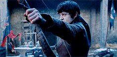 Ramsay Bolton, Jon Snow, Game of Thrones Season 6 Battle of the Bastards