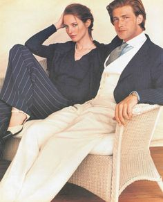 """My friend Chris Black posted a link to a fun tumblr this morning, Old Ralph Lauren Adverts. It's a walk down memory lane of all the vintage styles of Ralph Lauren and their """"aspirational"""" images. Except for a few oversized styles from the 1980's, everything looks like something you could wear today. A testament to […]"""