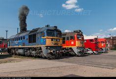 RailPictures.Net Photo: 628 168 Kárpát Vasúti KFT 628 at Ferencváros, Hungary by Peter Szakacs