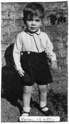 1947 Roger at 18 months