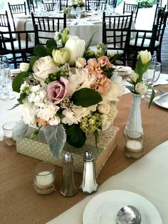 Books, Burlap and Romance. May 26th 2012 - Soleil Flowers, Temecula