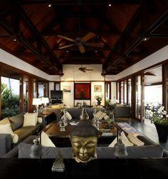 Villa Splendour - A Luxury 6 Bed Seafront Villa in Kamala