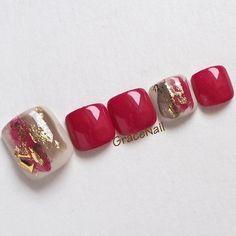 Pedicure Designs, Pedicure Nail Art, Toe Nail Designs, Toe Nail Art, Manicure, Feet Nail Design, Pretty Toe Nails, American Nails, Beautiful Nail Polish