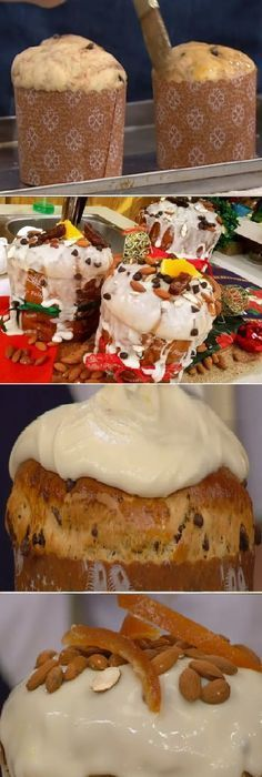 Xmas Food, Christmas Cooking, Holiday Desserts, Holiday Recipes, Sweet Dough, Cakes And More, Cupcake Cakes, Cake Recipes, Bakery