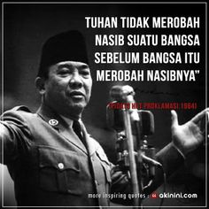 Quotes indonesia soekarno 48 Ideas for 2019 Best Qoutes, New Quotes, Music Quotes, Family Quotes, Girl Quotes, Motivational Quotes, Funny Quotes, Inspirational Quotes, Soekarno Quotes
