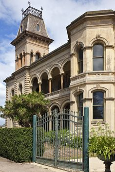 Late century building at Queenscliff. Moving To Australia, Australia Living, Australia Travel, Melbourne Victoria, Victoria Australia, Places To Travel, Places To See, Federated States Of Micronesia, Australian Capital Territory