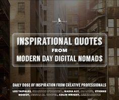 Inspirational Digital Nomad Quotes