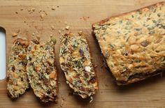 chleb z bakaliami musli