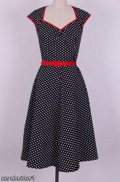 Cool 1950s dress 2017-2018 Check more at http://myclothestrend.com/dresses-review/1950s-dress-2017-2018/