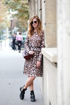 Paris Street Style- French Dressing Tips