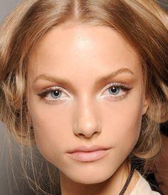 mooie natuurlijke make up