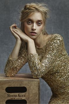 The complete Reem Acra Pre-Fall 2015 fashion show now on Vogue Runway. Ellie Saab, Love Fashion, Fashion Show, Fashion Design, Fashion 2015, Fashion Killa, Fashion Trends, Reem Acra, Vogue