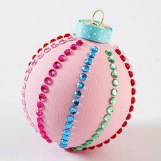 Gem Christmas Ornament