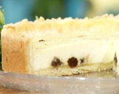 Torta de crema galesa