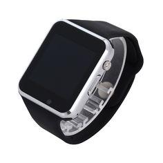 Bluetooth Smart Watch Sport Pedometer With SIM Camera Smartwatch