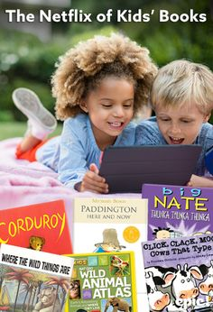 Unlimited Reading and Learning with instant access to 25,000 high-quality books for Kids 12 and under.  Read FREE for 30 days.  Perfect for Back-to-School!