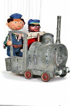 Jim Botón, Lucas el maquinista y la locomotora de vapor Emma