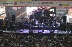 Renta de escenarios, audio, iluminación y pantallas para conciertos, ferias y eventos coorporativos www.sharkpro.com.mx