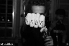 Tatuagem por Pedro Qualy - Hkss ( Haikaiss )