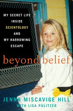 Check out this mom and tot book club, this months book recommendation for the parent is Beyond Belief. A book on Jenna Miscavige's escape of Scientology.