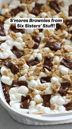 Cookie Desserts, Sweet Desserts, Just Desserts, Sweet Recipes, Delicious Desserts, Yummy Food, Tasty, Brownie Recipes, Cookie Recipes