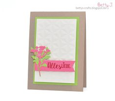 Bettys Crafts: Alles Liebe