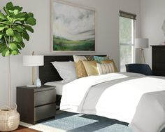 Colorful And Modern Bedroom Design Inspiration Contemporary
