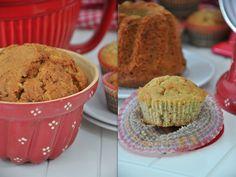 Krümelkreationen: Zucchini-Muffins und ein Zuccini-Guglhupf