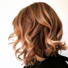 24 Gorgeous Reasons Why Balayage Isn't Just for Blondes Gorgeous Reasons Why Balayage Isn't Just for Blondes: Copper Red with Rose Gold Balayage Rose Gold Balayage, Copper Balayage, Hair Color Balayage, Hair Highlights, Ombre Hair, Balayage Hairstyle, Short Balayage, Copper Highlights, Blonde Hairstyles