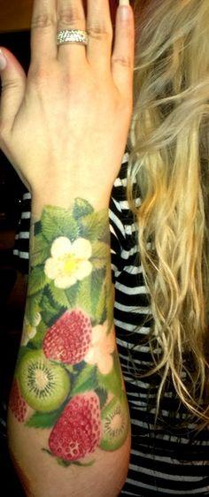 Strawberry ;)