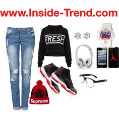 Hip Hop Fall Fashion