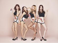 SISTAR say 'Touch My Body' in teaser video + more images | allkpop