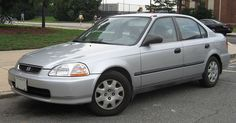 The purpose of a car is to get you from Point A to Point B safely, reliably, and efficiently. It may be humble, but by this definition, you will never find a better car. Honda Civic 1998, Honda Civic Sedan, Nissan Sentra, Civic Lx, Funny Videos For Kids, Car Ins, Automobile, Vehicles, Purpose