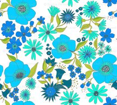 Some lovely spoonflower fabric