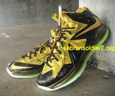 48298d03cb144 an aesthetic appreciation of the Nike LeBron X Elite 2 Time Champ Fusion  Lebron James Images