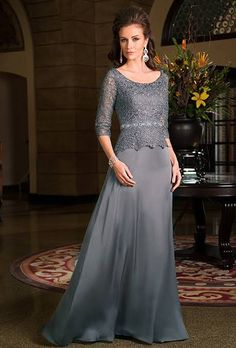 Jade Couture - K168067 - Mother of the Bride Dress