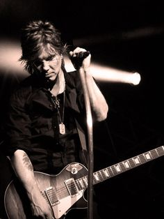 John Rzeznik of the Goo Goo Dolls wrote one of the most metaphorically correct song I've heard in a while --- Slide.