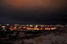 Lights of Laramie, Wyoming