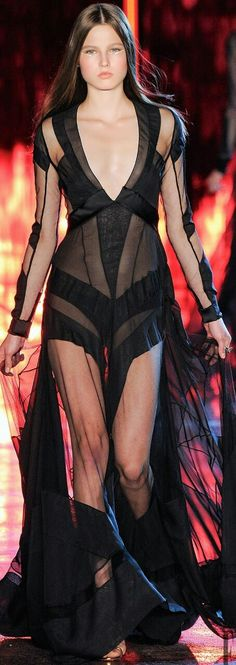 Alexandre Vauthier Fall/ Winter Couture 2014-15